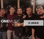 #OneMusicLIVE with Kjwan!