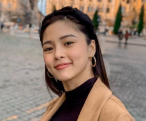 Kim Chiu's Bawal Lumabas now on Messaging app