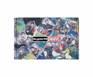 Marvel, SuperM Announce Collaboration