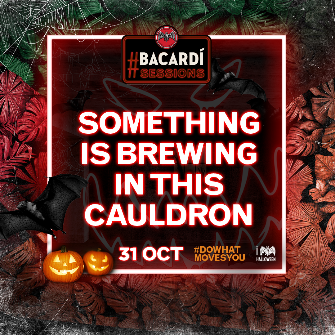 Who Is Playing At Bacardi Nights' Halloween Event This Year?