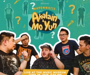 Akalain Mo Yun: Mayonnaise Live at the Music Museum