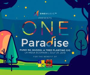 One Paradise Puno ng Musika